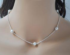 Bijoux de mariage perles bijoux de mariée par AmandaBadgleyDesigns