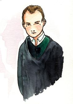 Gregory Goyle, B, alter de Vincent Crabbe Hogwarts, Slytherin House, My Father, Les Oeuvres, Harry Potter, Slytherin