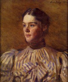 Self-Portrait: Cecilia Beaux