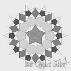 Wat is het toch leuk te zien wat een nieuwe kijk op een quiltpatroon doet! Het  boek 'Millefiori Quilts' van Willyne Hammerstein is al een ...