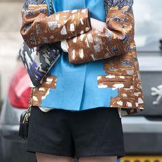 Paris Fashion Week Street Style S/S 2013