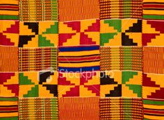 STEP - Kente Cloth-How is meaning conveyed in Kente designs?