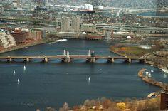 Longfellow Bridge - Boston, MA