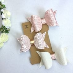 Beautiful handmade hair bows from lewisleigh.co.uk #hairbows #bows #girlshair