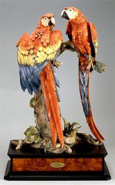"""Florence Sculptures """"Tropical Splendour"""" 0288/S H cm 65 = 25½"""""""