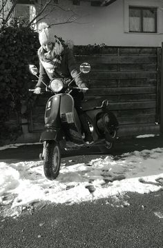 Me with my Vespa PK 50 XL love my little scooter❤