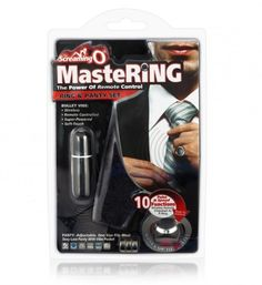 THE SCREAMING O MASTERING  RING AND PANTY KIT