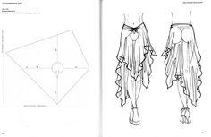Gallery.ru / Фото #77 - Wrap@Drape Fashion - OlgaHS