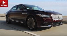 Is The 2017 Lincoln Continental A Worthy Contender In The Luxury Mid-Size Class?