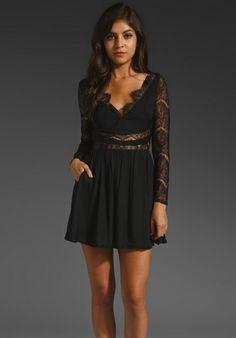 KEEPSAKE Paradise Stars Dress in Black at Revolve Clothing Pretty Dresses c2ce5f05b725