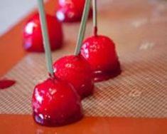 Mini pommes d'amour (facile, rapide) - Une recette CuisineAZ