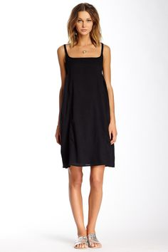 Catalina Tank Dress. Comfy and yet could make work appropriate.