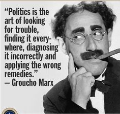 Groucho is right on here!