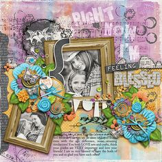 I'm Currently . . . [Full Kit] by Captivated Visions I'm Currently . . . [Overlays] by Captivated Visions Fuss free: Ornately Framed 3 by Fiddle-Dee-Dee Designs