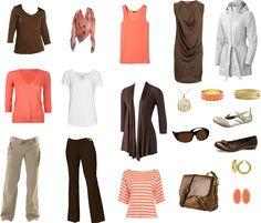One bag travel for women - Italian Capsule 2 by ladylighttravel.wordpress.com