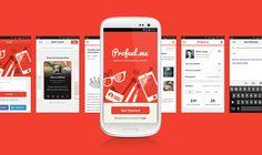Mobile website builder app by Kinda Labs