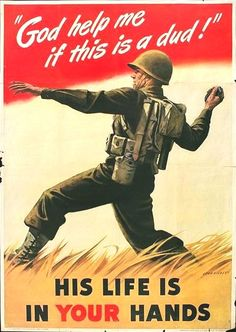 Resultado de imagen para carteles de propaganda IIWW