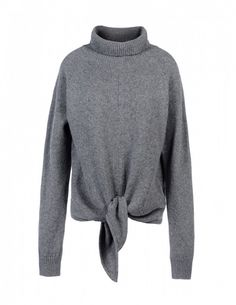 Your turtleneck just got a high-fashion makeover // Vanessa Bruno Brome Wool & Cashmere-Blend Sweater
