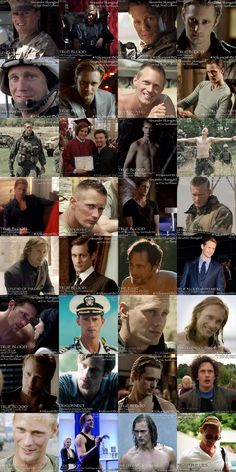 All 32 #ASkarsonHBO Big Little Lies countdown pics - Alexander Skarsgård's work from HBO series Generation Kill, True Blood, Eastbound & Down and Big Little Lies plus his movies that aired on HBO: Battleship, Disconnect, The East and The Legend of...