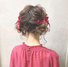 153 best ponytail hairstyles - page 35 ~ My Home Decor Kawaii Hairstyles, Ponytail Hairstyles, Pretty Hairstyles, Hairstyles Videos, Wedding Hairstyles, Hair Arrange, Aesthetic Hair, Grunge Hair, Hair Looks