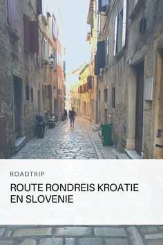 Route rondreis Kroatië & Slovenië & tips voor accommodaties Croatia Travel Guide, Slovenia Travel, Cities In Europe, Ultimate Travel, Solo Travel, Where To Go, North America, Traveling By Yourself, Travel Inspiration