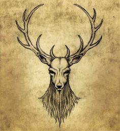 WOW I want it! Oh my deer by AnaKarniolska.deviantart.com on @deviantART
