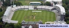 Lord's Cricket Ground Stadium in London