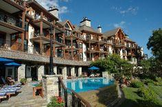 Quintessence Resort, Mont Tremblant, Quebec