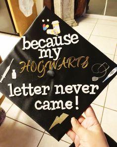 Harry Potter Graduation Cap Ideas | POPSUGAR Tech