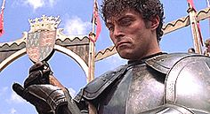 A Knight's Tale, Rufus Sewell, Heath Ledger, Knights, Captain America, Count, Superhero, Guys, Movies