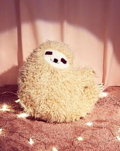 """6,372 Likes, 122 Comments - Urban Outfitters Europe (@urbanoutfitterseu) on Instagram: """"No. of people who wouldn't want a sloth cushion for Xmas: 0  0543630980001 #UOGifted #UOHome…"""""""