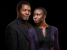 Isaach De Bankolé and Danai Gurira Star in Andrew Dosunmu's 'Mother of George'