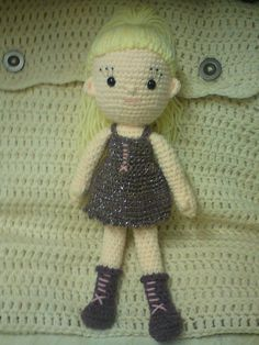 simple blonde doll | Flickr - Photo Sharing!