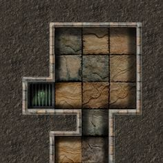 Dungeon Tiles, Dungeon Maps, Rpg Map, Small Tiles, Character Base, Fantasy Map, Game Assets, Tabletop Rpg, Jumping Jacks