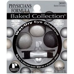 Physicians Formula Collection Wet/Dry Eye Shadow, Baked Smokes love looovvveeee LLLOOOOOOVVVVVVVVEEEEEEEEEEEEEEEEEEEEEEEEEEEEEEE!!