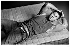 See More Images from Nick Jonas Flaunt Cover Shoot image Nick Jonas Flaunt 2014 Photo Shoot 003