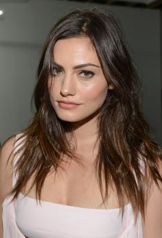 Actress Phoebe Tonkin attend the Dion Lee fashion show during MercedesBenz Fashion Week Spring 2015 at Hosfelt Gallery on September 6 2014 in New...