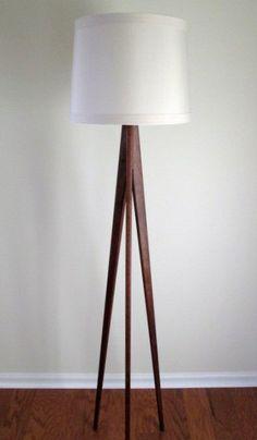 Hey, I found this really awesome Etsy listing at https://www.etsy.com/listing/150720258/floor-lamp-tripod-black-walnut
