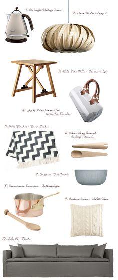 Ten Products Which I love right now // Десет продукта, които харесвам в момента | 79 Ideas
