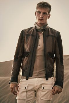 Belstaff Spring 2016 Menswear - Collection - Gallery - Style.com