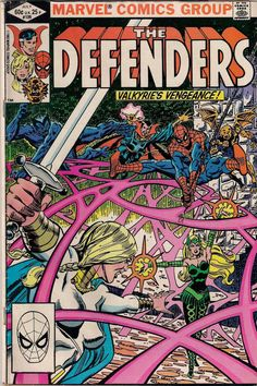 DEFENDERS # 109 MARVEL COMICS MARK GRUENWALD / J.M. DEMATTEIS 1982 f-(5.5)~~