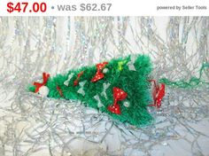 Free shipping Christmas fir tree New Year's gift by syvenir3dnru