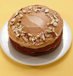 Double Espresso Brazil Nut Cake by Dan Lepard, wsj  #Cake #Brazil_Nuts#Double_Espresso_Brasil_Nut_Cake #Dan_Lepard