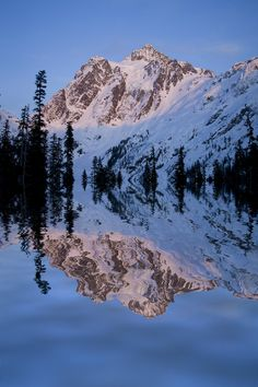 Mt Shuksan, Washington - Jim Zuckerman Photography