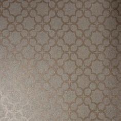 marokański wzór w brązie