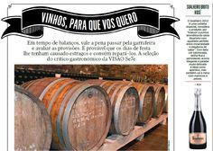 #Soalheiro Bruto Rosé na lista dos Vinhos recomendados para 2016 pela Visão7 Soalheiro Bruto Rosé in the recommended list of wines for 2016 by Visão7 Magazine #Winelovers