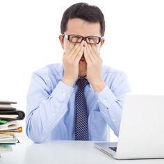 Executivo; trabalho; cansado; estresse (Foto: Thinkstock)
