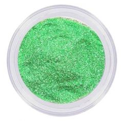 Purpurina Fluorescente Verde Rainbow