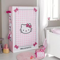 le phnomne hello kitty dans la dcoration galerie photos darticle - Decoration Hello Kitty Chambre Bebe