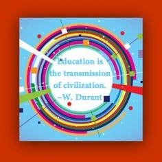 Education - transmission